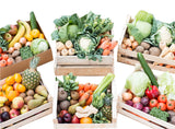 Large Fresh Wowcher! Vegetable Hamper only £14.00 with WOWCHER
