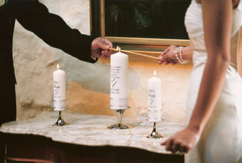 A Truly Unique Way To Individualise Your Wedding Day, Regardless Of Faith,  Is To Incorporate A Candle Lighting Ceremony As Part Of Your Wedding  Service.