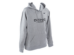 Essential Men's Pullover Hoodie Grey - Dzihic