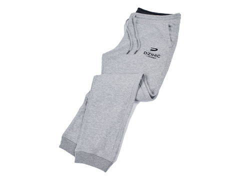 Men's Sustainable Joggers Grey - Dzihic