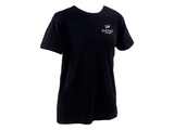 Men's Essential Cotton T-Shirt Black - Dzihic
