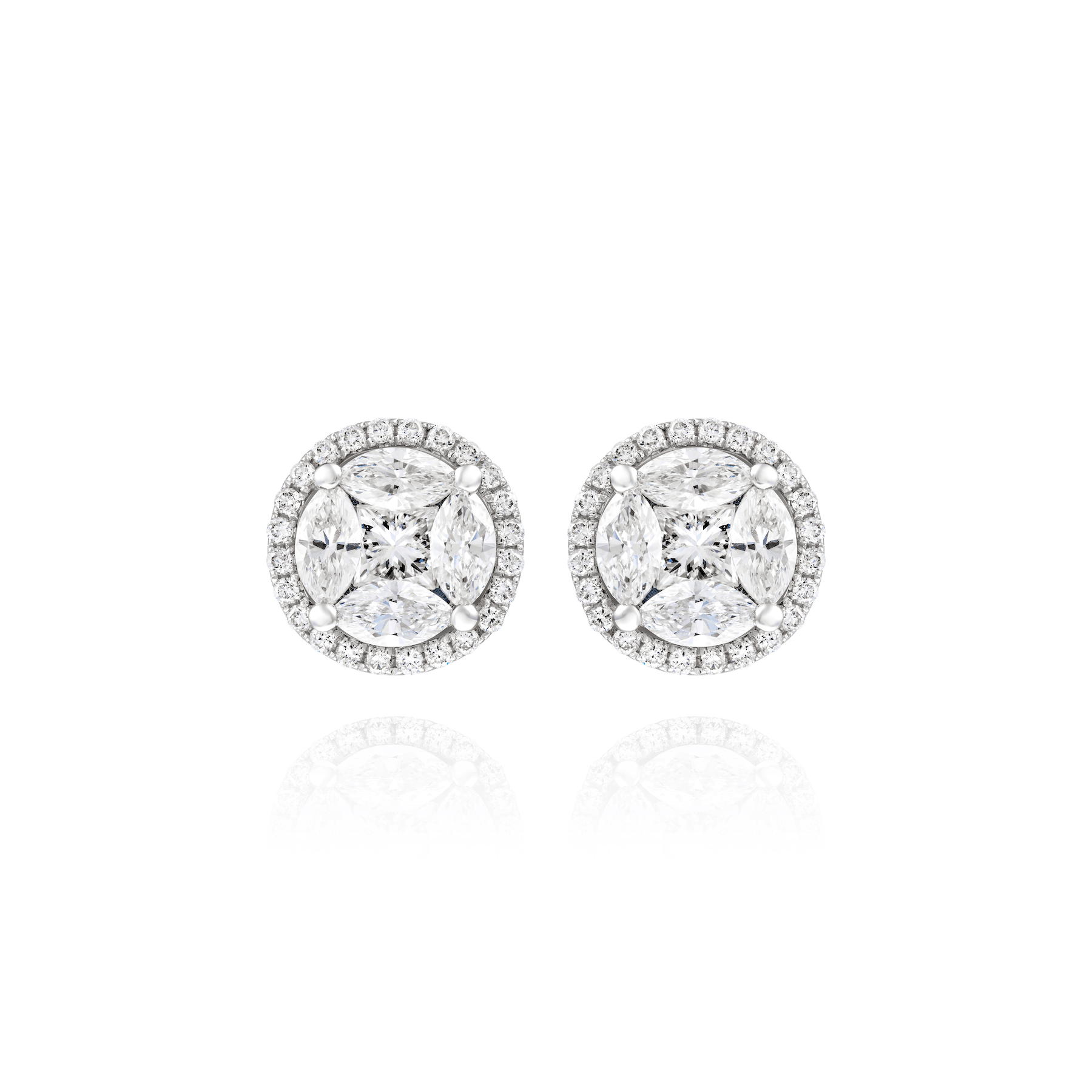 Eternum Diamond Earrings