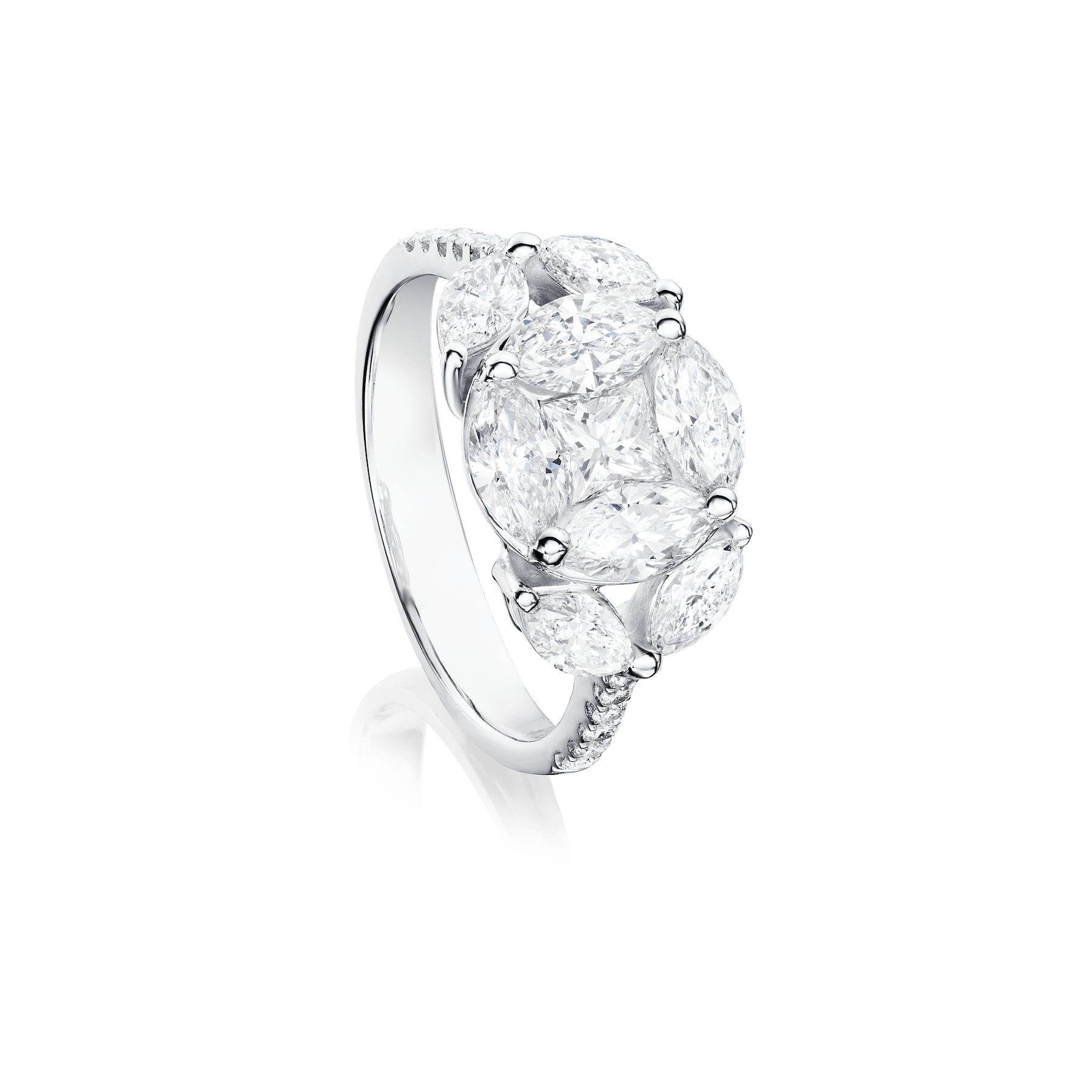 Eternum Diamond Ring