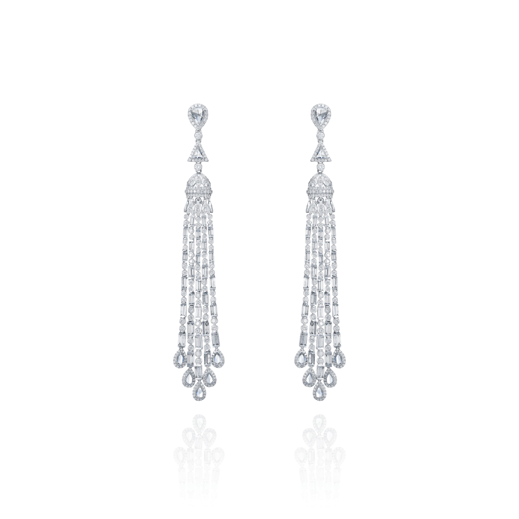 Gatsby Chandelier Earrings