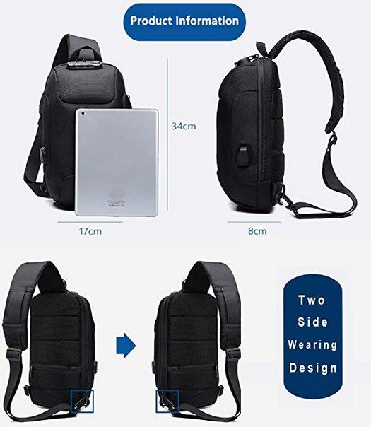 Anti-theft Backpack - WowGoBuy
