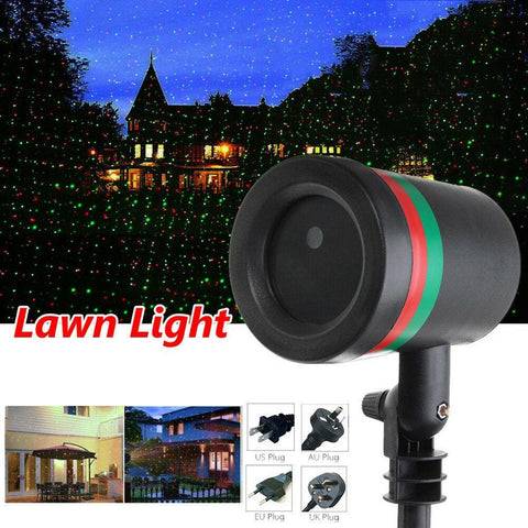 Christmas Laser Projector - WowGoBuy