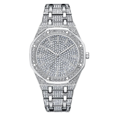 Diamond Watch - WowGoBuy