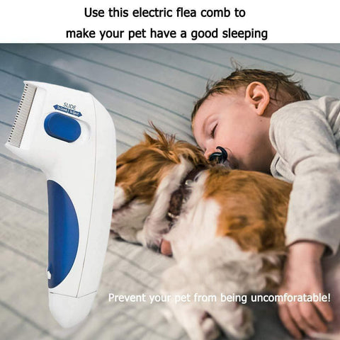 Image of Electric Pet Flea Comb - WowGoBuy