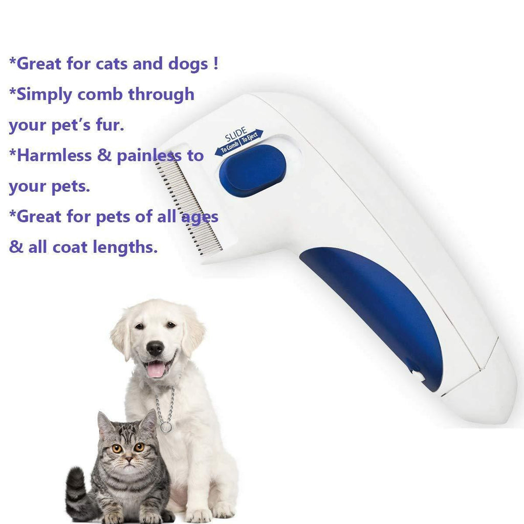 Electric Pet Flea Comb - WowGoBuy
