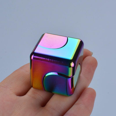 Image of Gyro Cubic Spinner - WowGoBuy
