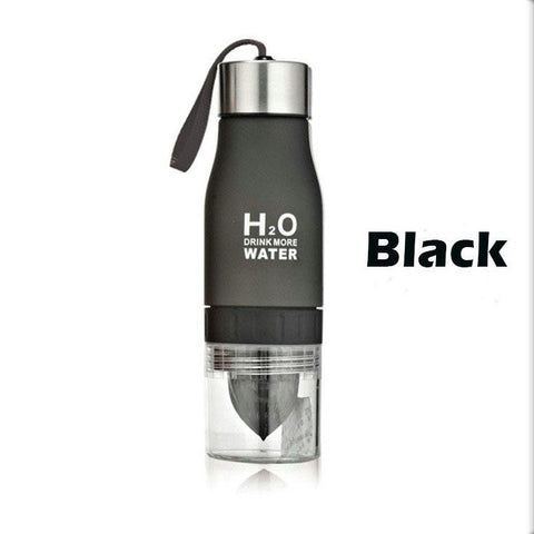 Image of H²O Fruit Infusion Water Bottle - WowGoBuy