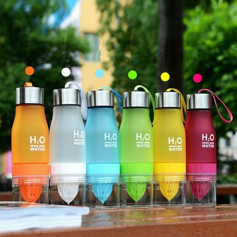 H²O Fruit Infusion Water Bottle - WowGoBuy