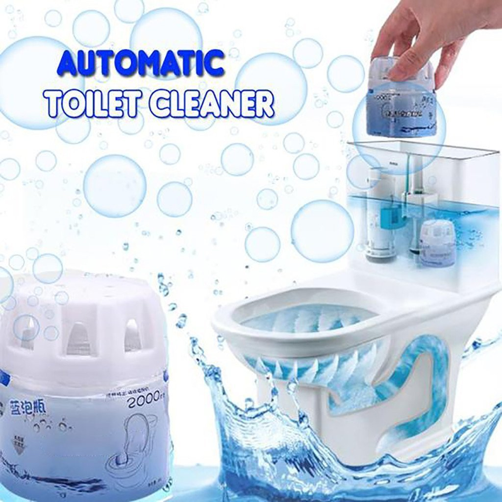 Magic Toilet Cleaner - WowGoBuy