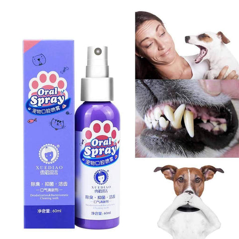 Pet Breath Freshener - WowGoBuy