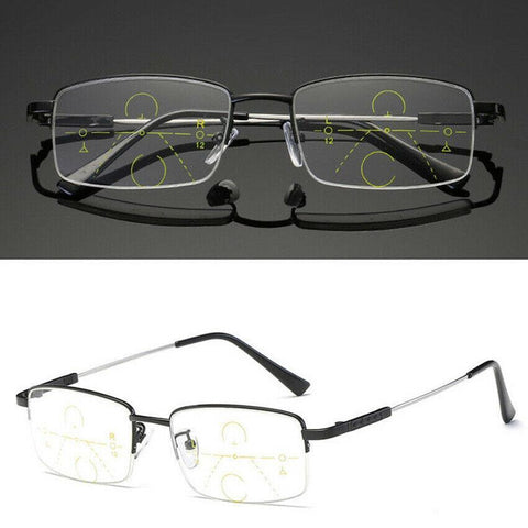 Image of Progressive Multi-Focus Eye Glasses - WowGoBuy