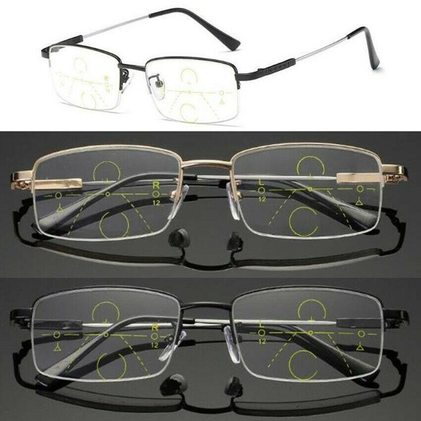 Progressive Multi-Focus Eye Glasses - WowGoBuy