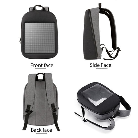 Image of Smart LED Dynamic Backpack - WowGoBuy