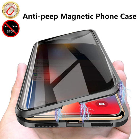 SpyProtect Magnetic Phone Case - WowGoBuy