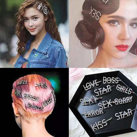 Image of X - Pression Bobby Pins - WowGoBuy