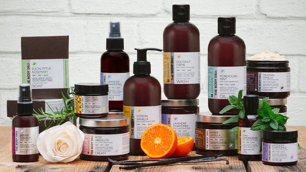 Upgrade your body care routine with The Body Deli!