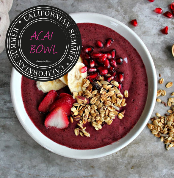 HOW TO...THE ACAI BOWL