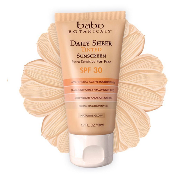 SPF Protection - Babo Botanicals is Back In Stock...