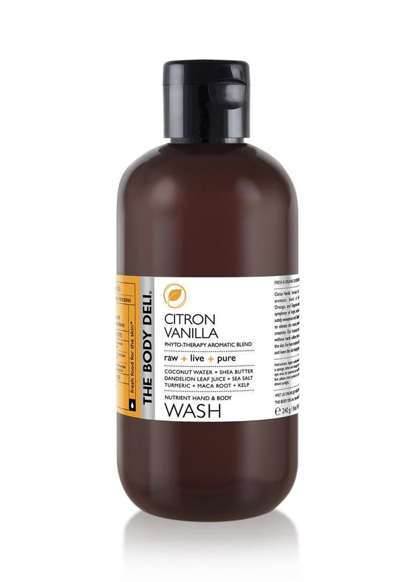 Citron Vanilla Wash