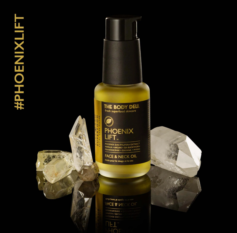 Phoenix Lift Face And Neck Oil