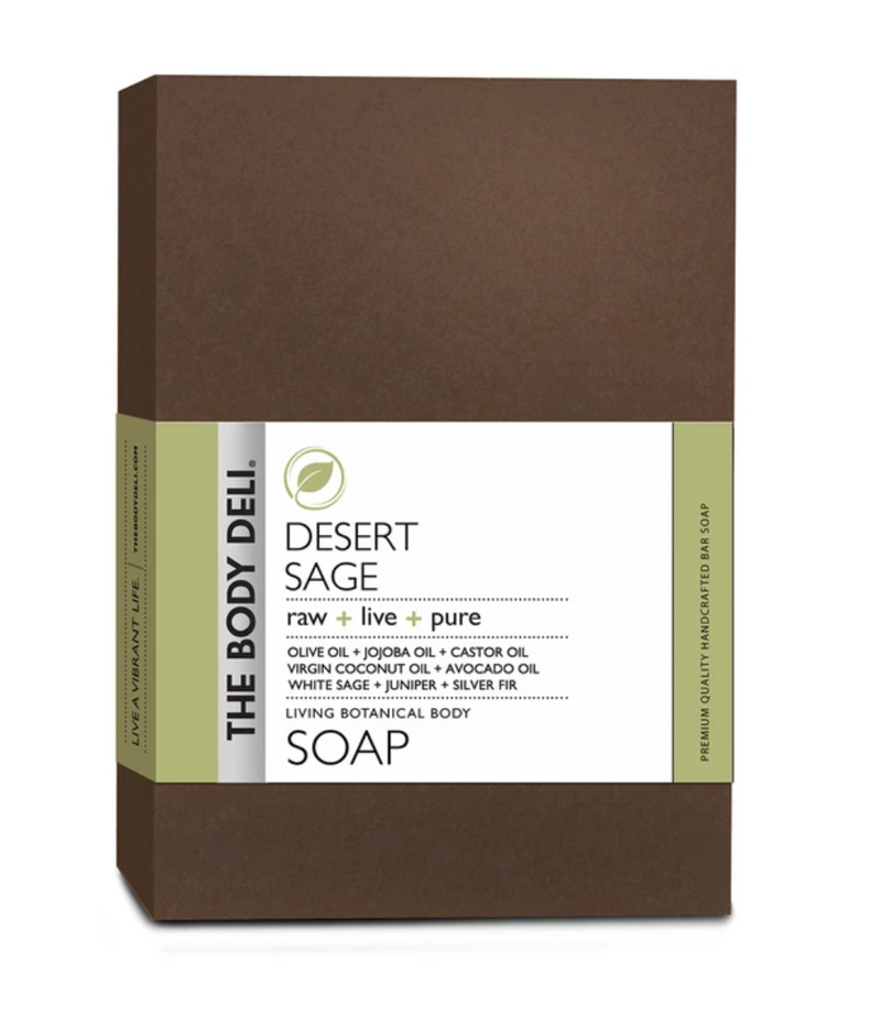 Desert Sage Bar Soap