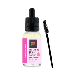 Natural Grow -100% Pure Organic Castor Oil For Lashes & Brows