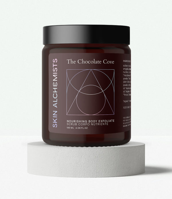 The Chocolate Cove - Body Exfoliant