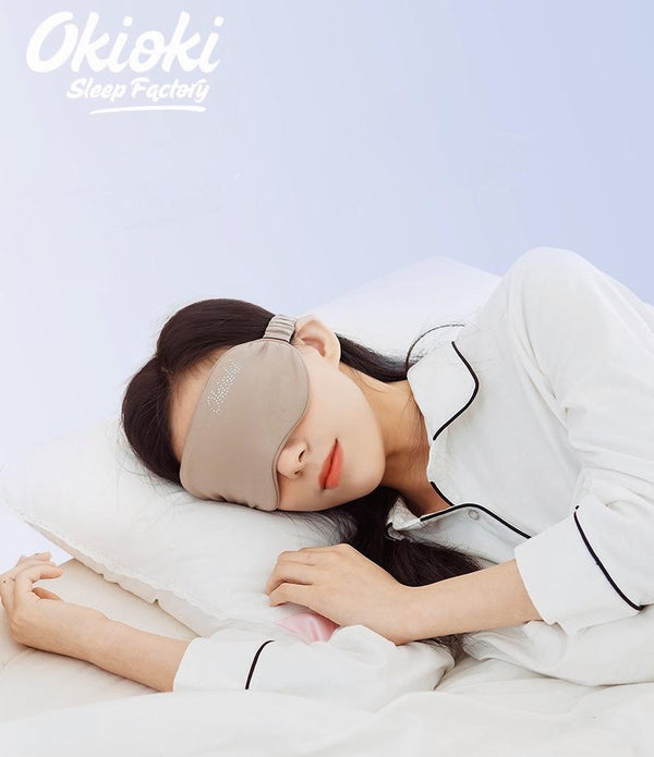 OKIOKI HYALURONIC ACID EYE MASK