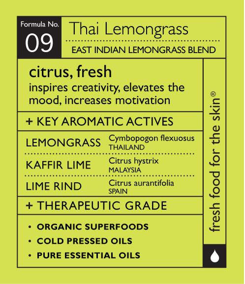 Thai Lemongrass Revitalising Mist
