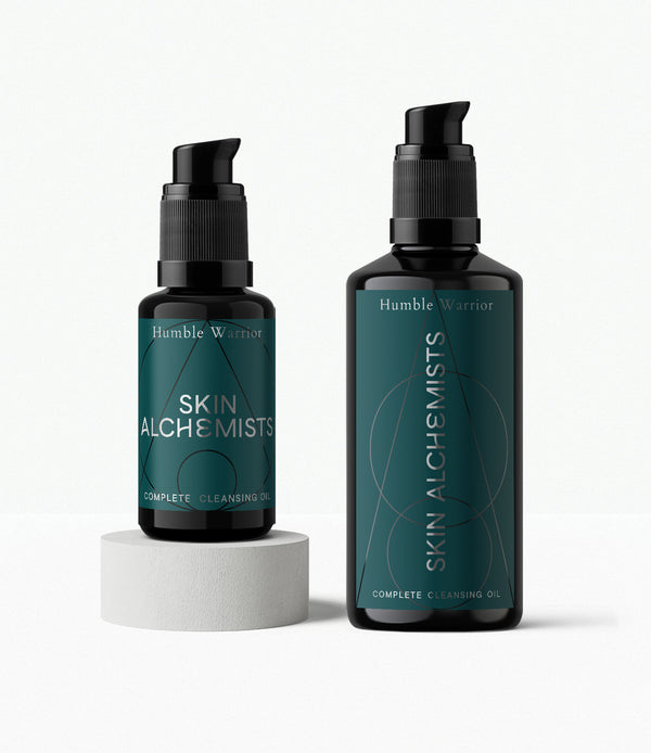 Humble Warrior - Cleansing Oil