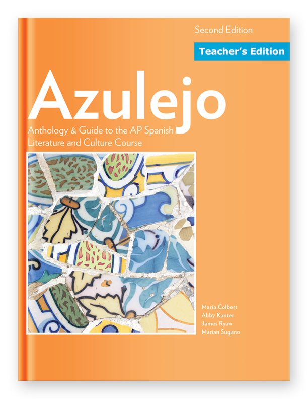 Teacher Edition Softcover - Azulejo, 2nd Edition