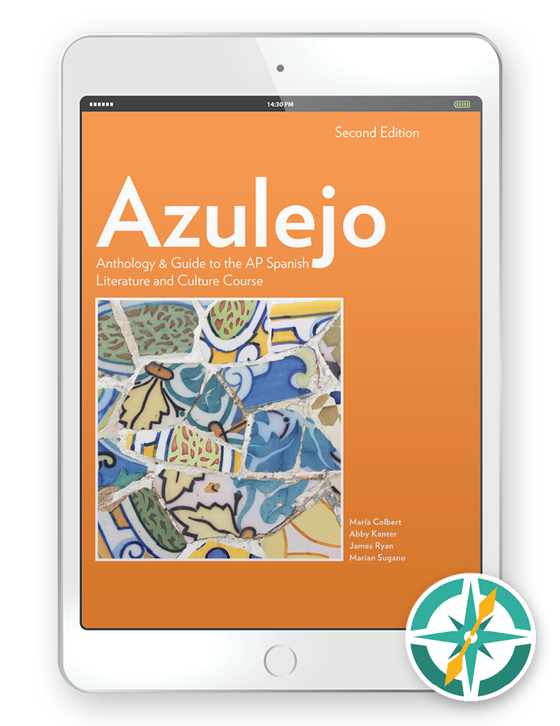 Azulejo, 2nd Edition - Multi-Year Digital Student Package (FlexText® + Explorer)
