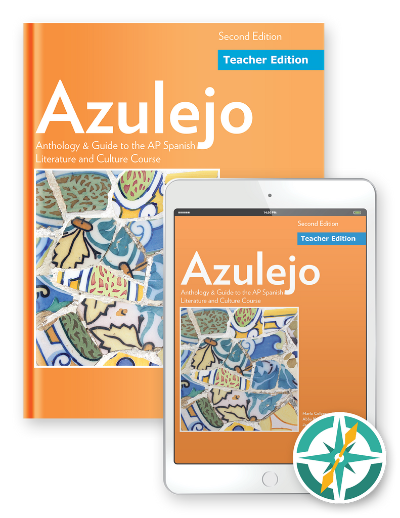 Azulejo, 2nd Edition - Multi-Year Softcover Print and Digital Teacher Package