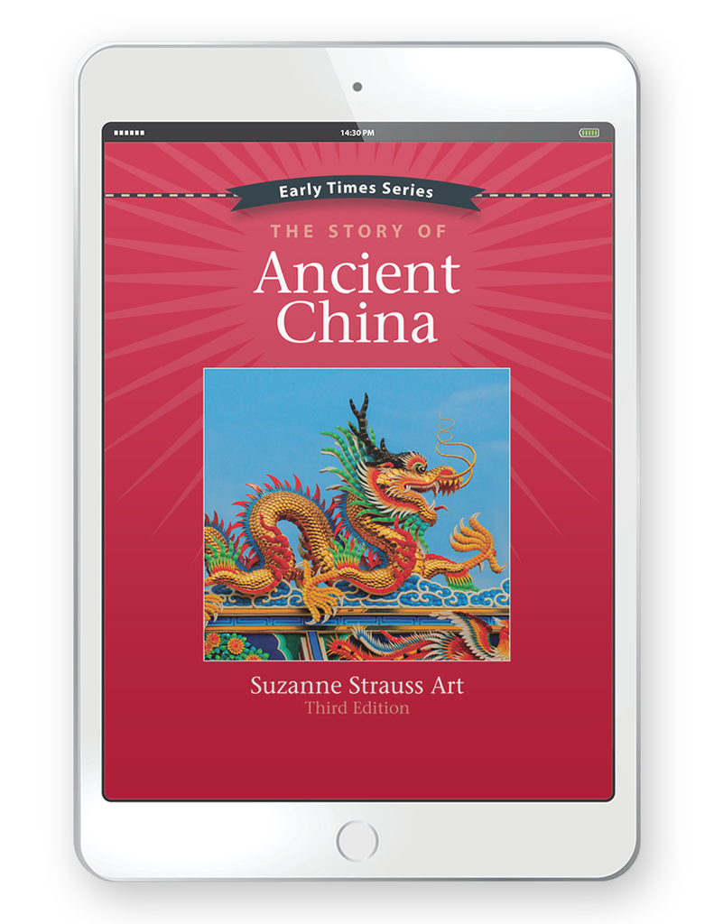 FlexText - Early Times: The Story of Ancient China, 3rd Edition