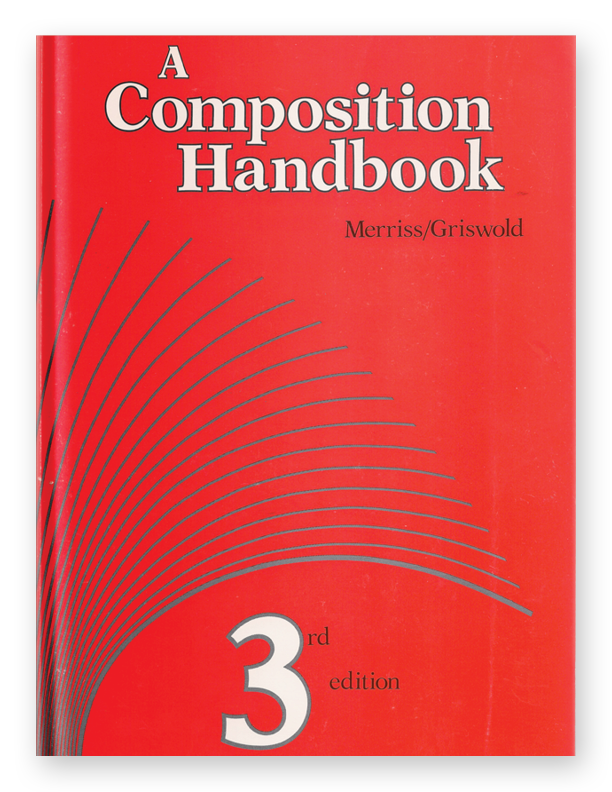 Softcover - A Composition Handbook, 3rd Edition
