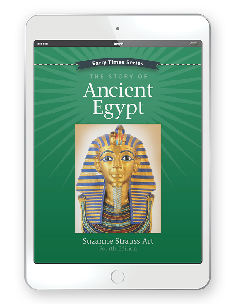 FlexText® - Early Times: The Story of Ancient Egypt, 4th Edition