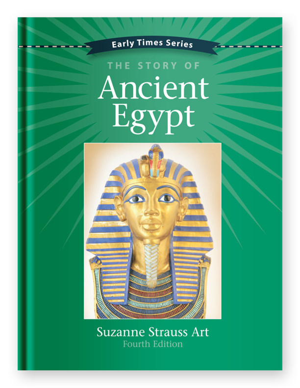 Softcover - Early Times: The Story of Ancient Egypt, 4th Edition