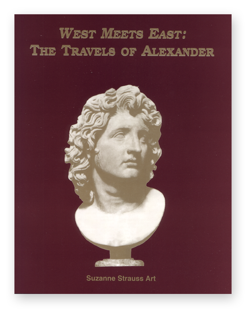 Softcover - Early Times: West Meets East - The Travels of Alexander