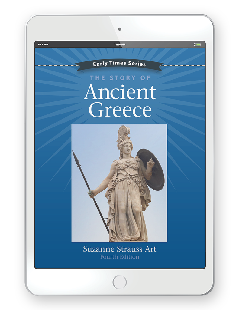 FlexText® - Early Times: The Story of Ancient Greece, 4th Edition