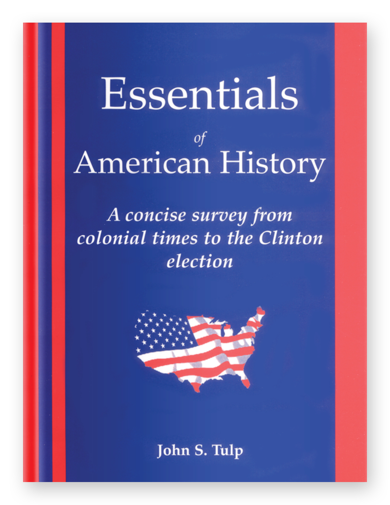 Softcover - Essentials of American History