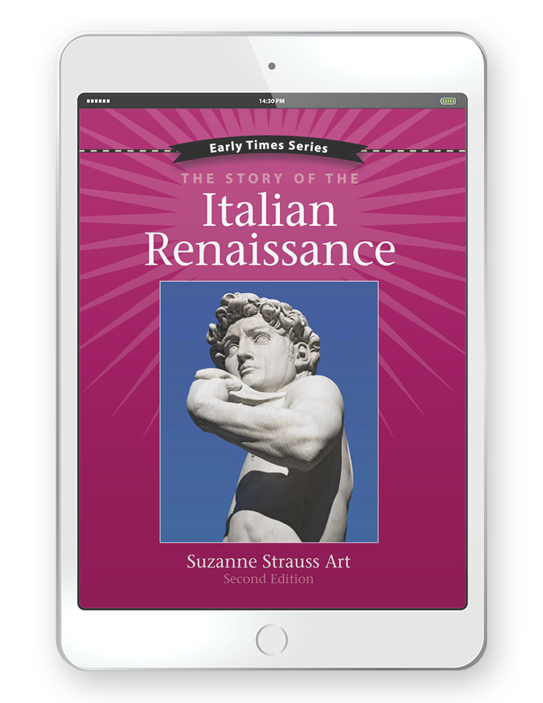 FlexText® - Early Times: The Story of the Italian Renaissance, 2nd Edition