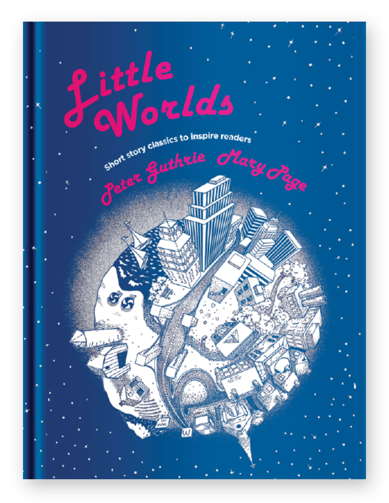 Softcover - Little Worlds