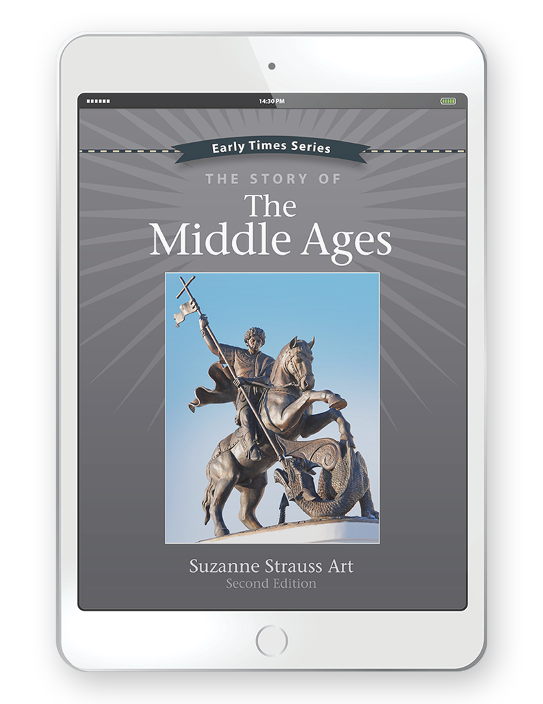 FlexText - Early Times: The Story of the Middle Ages, 2nd Edition