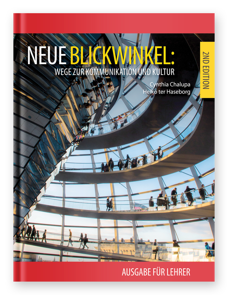Teacher Edition Softcover - Neue Blickwinkel, 2nd Edition