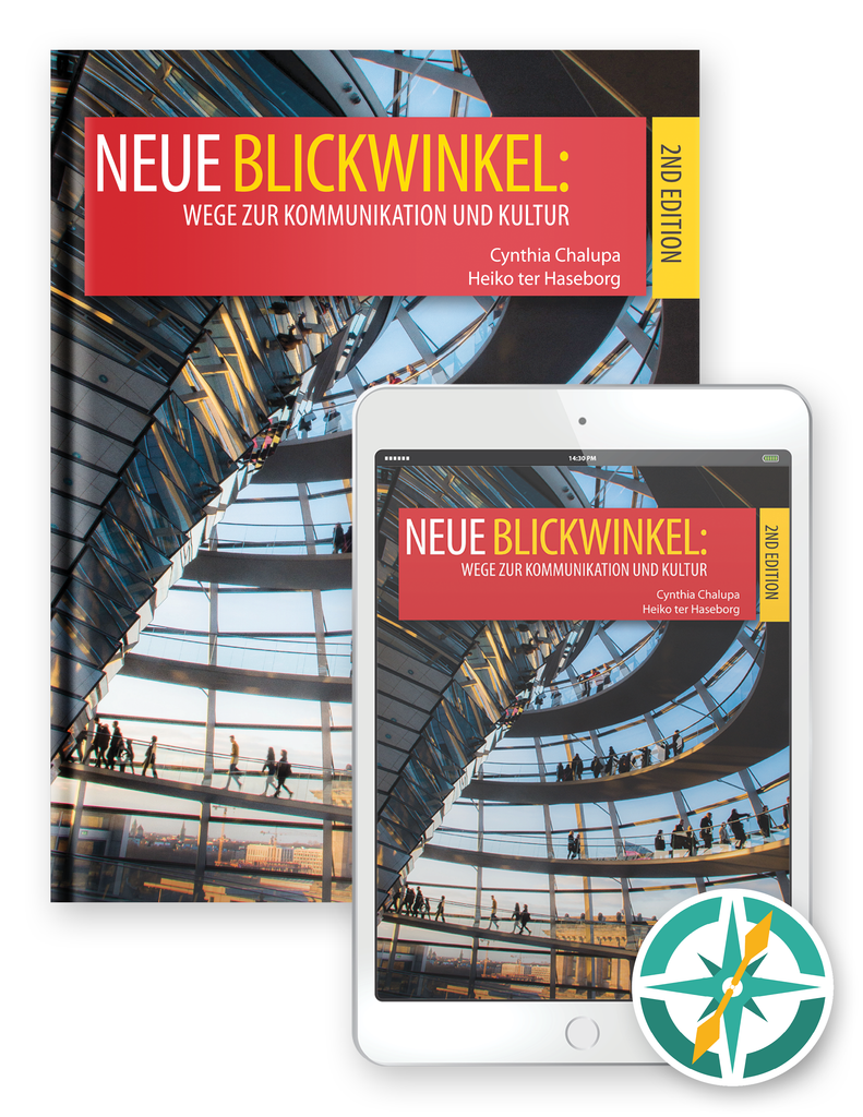 Neue Blickwinkel, 2nd Edition - One-Year Hardcover Print and Digital Student Package