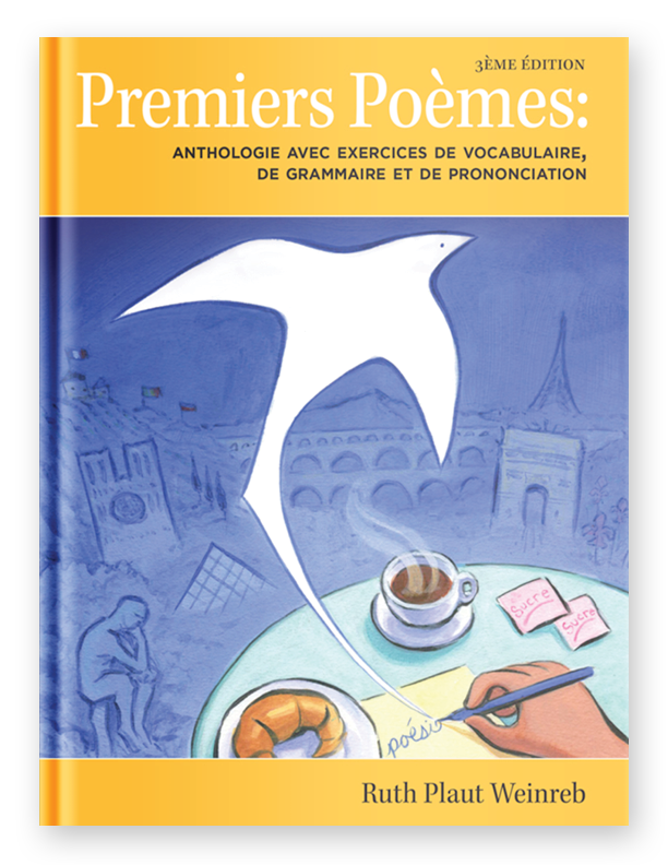 Softcover - Premiers Poèmes, 3rd Edition